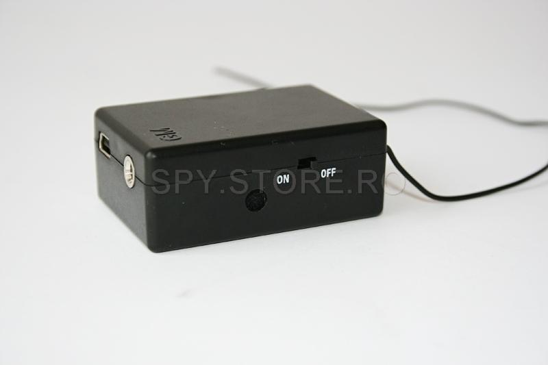 Set profesional audio emitator-receptor