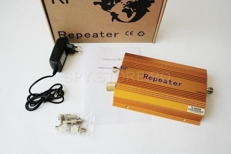 Amplificator semnal GSM - 200 mp