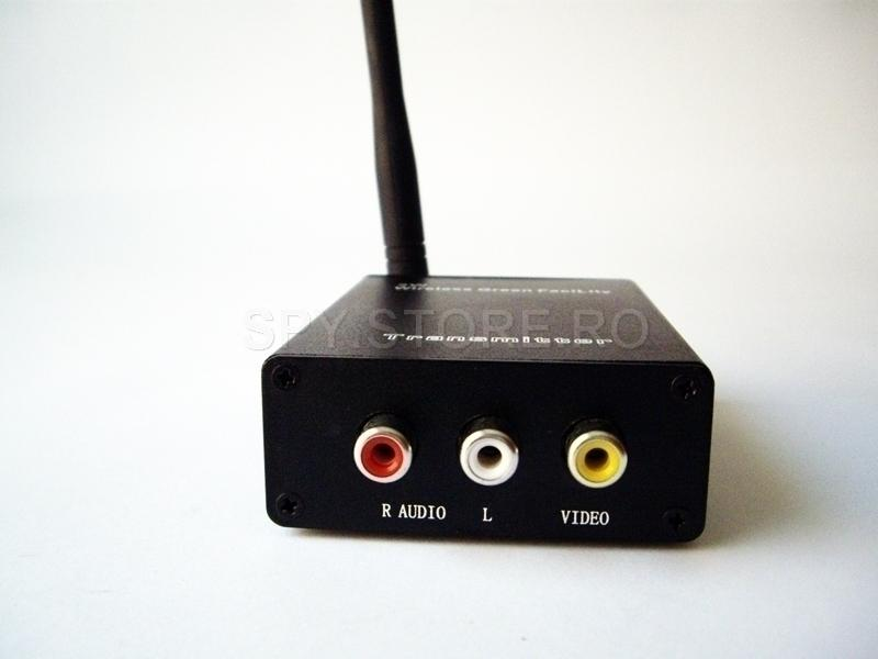Transmitator wireless 2W