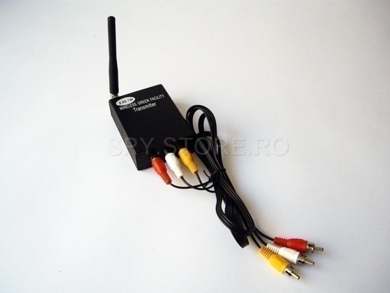 Transmitator wireless 1W