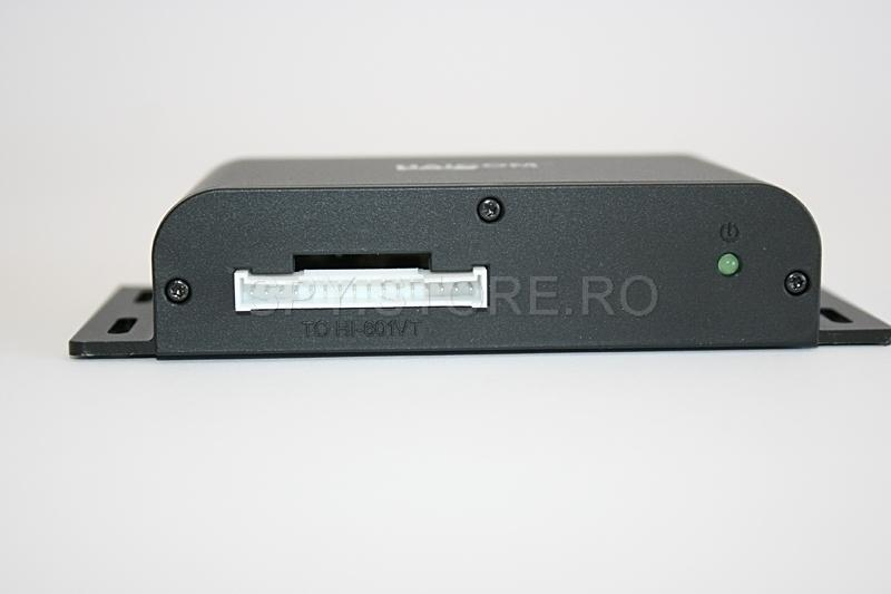 Kit control auto pentru GPS tracker Haicom