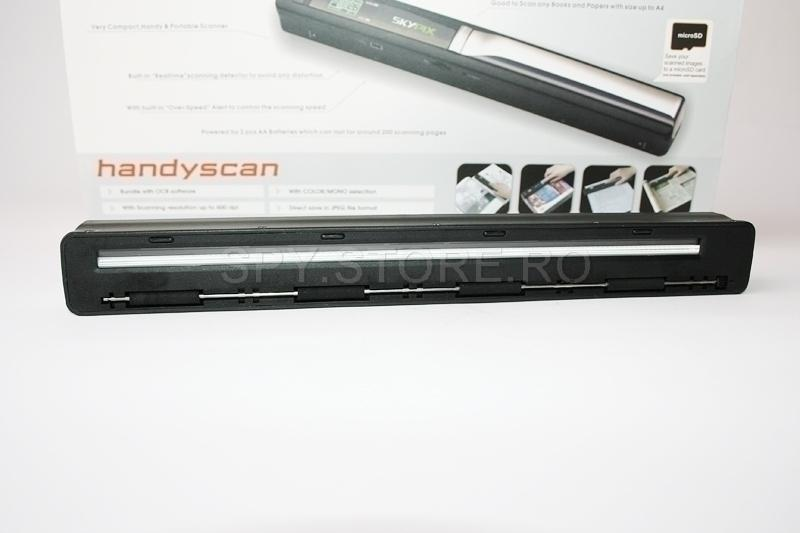 Mini scanner portabil