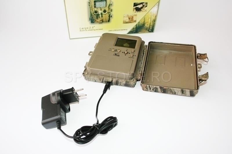 Camera video pentru vanatoare - 12 MP