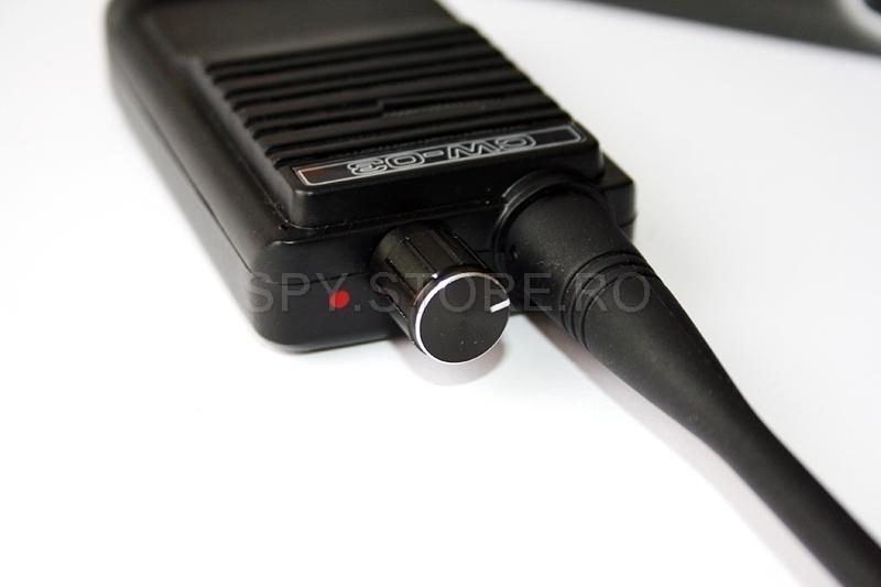 Set profesional audio - emitator - receptor