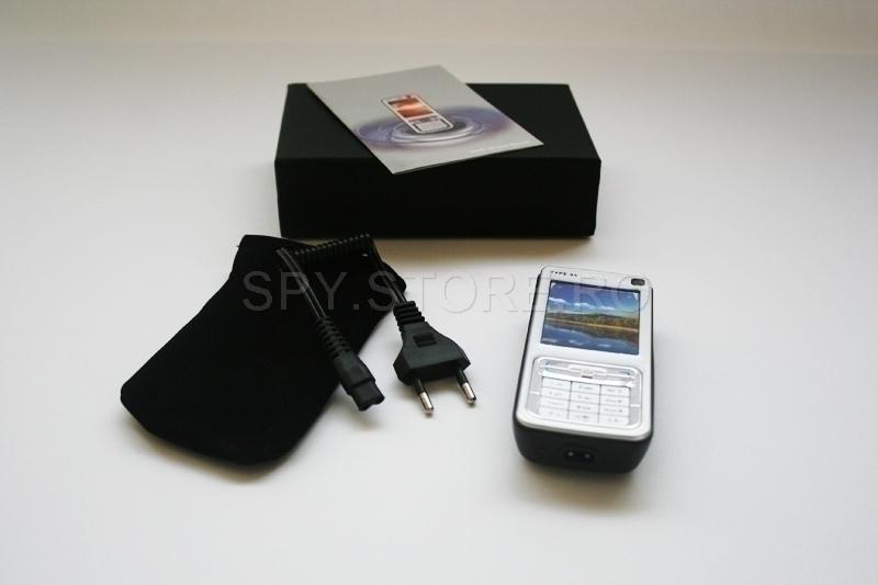 Electrosoc cu lanterna tip GSM