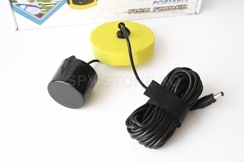 Sonar portabil Sensor Fish Finder