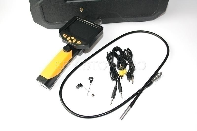 Video-endoscop cu stocare