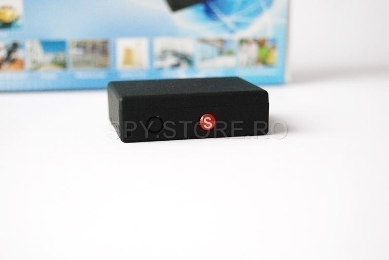 Microfon spion GSM cu functie AGPS