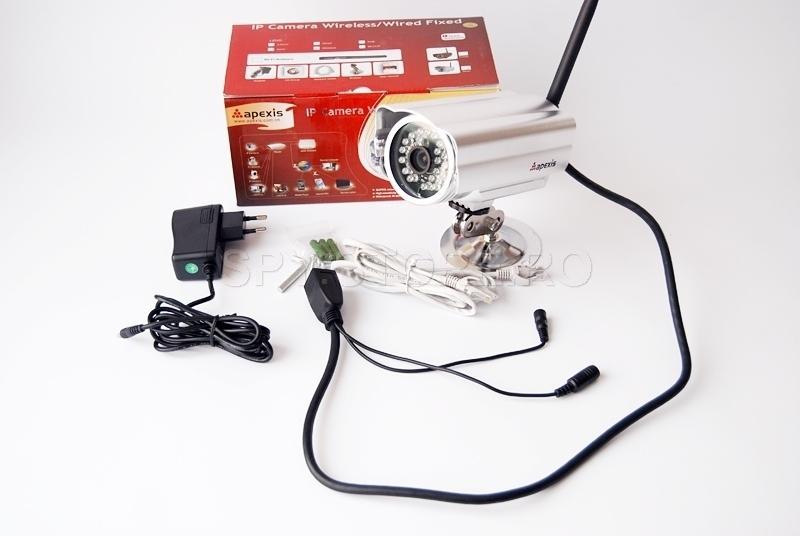 Camera IP - de exterior