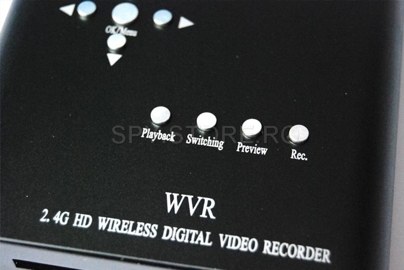 DVR cu 2 canale