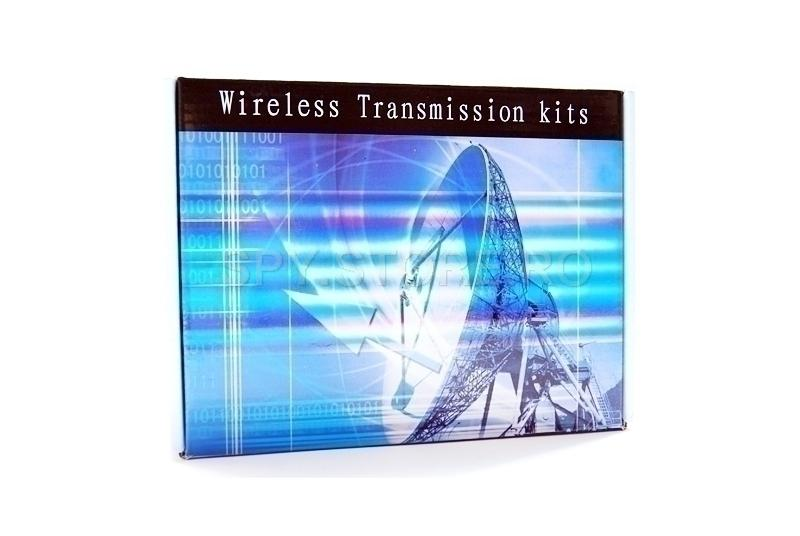 Kit wireless de 1.2 GHz