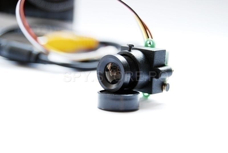 Camera CCTV cu sunet - MC495A-12