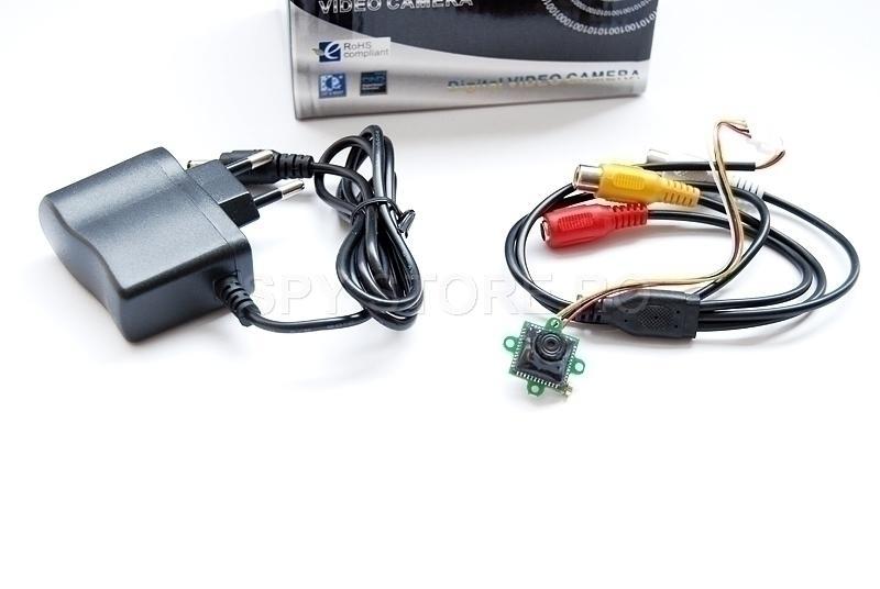 Camera CCTV cu sunet - MC493A