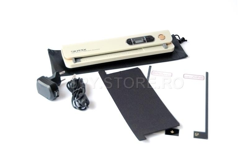 Scanner portabil