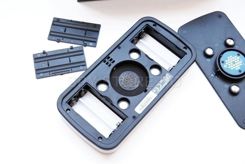 Vizor pentru usa cu senzor de miscare
