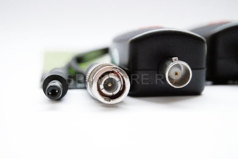 Set telealimentare pe cablu coaxial - P201