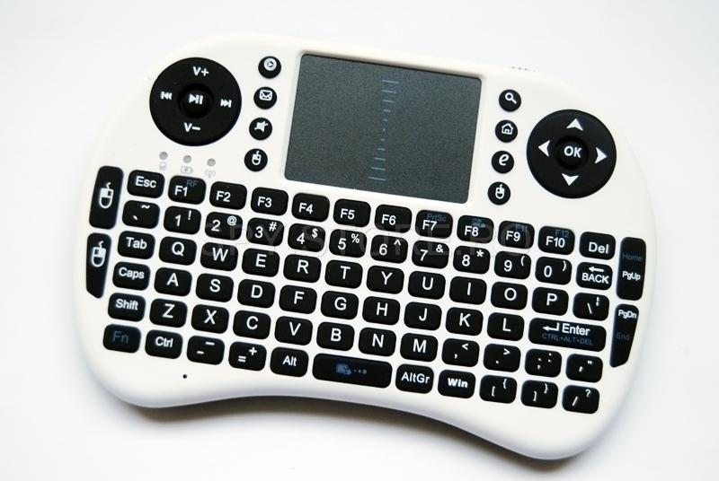 Tastatura wireless cu Touchpad