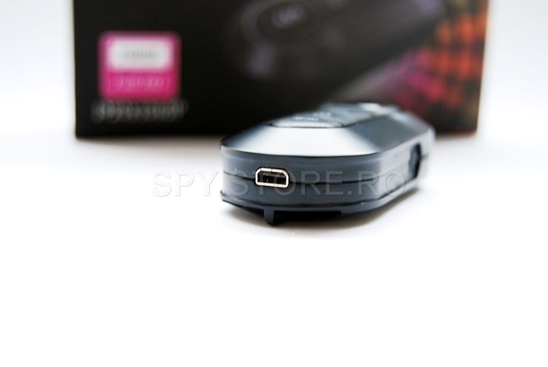 Camera tip breloc cu senzor de miscare