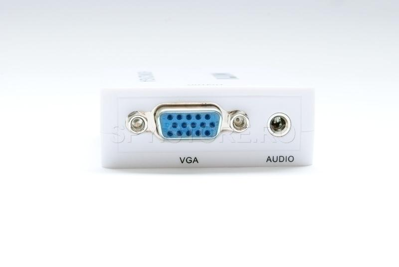 Adaptor HDMI-VGA HD