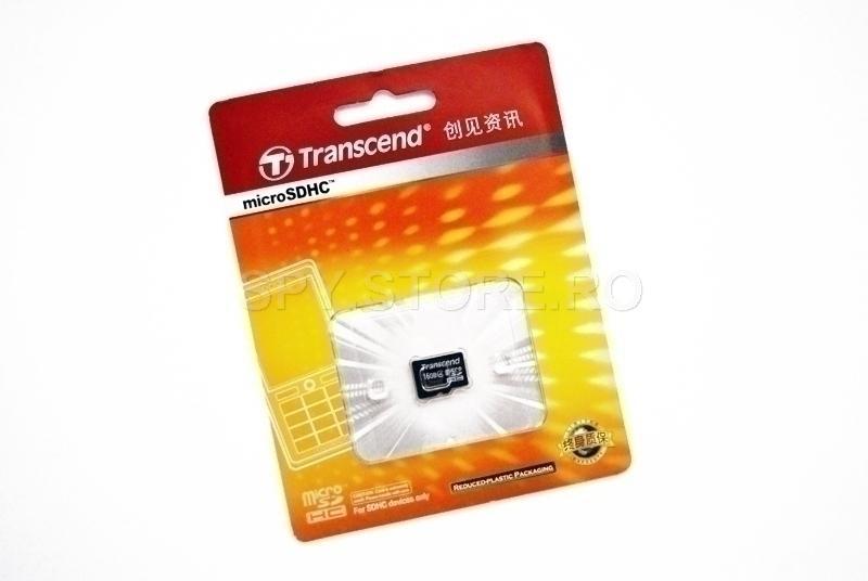 Card microSD, cu capacitatea de 16 GB