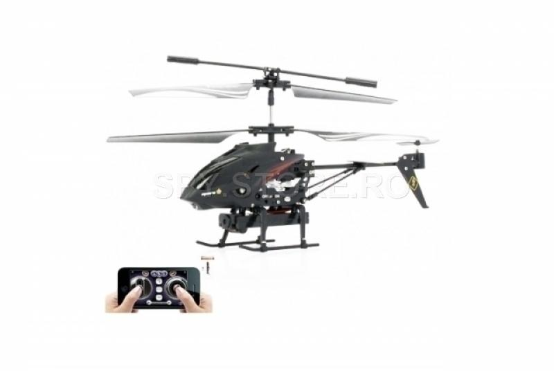 Mini elicopter cu camera