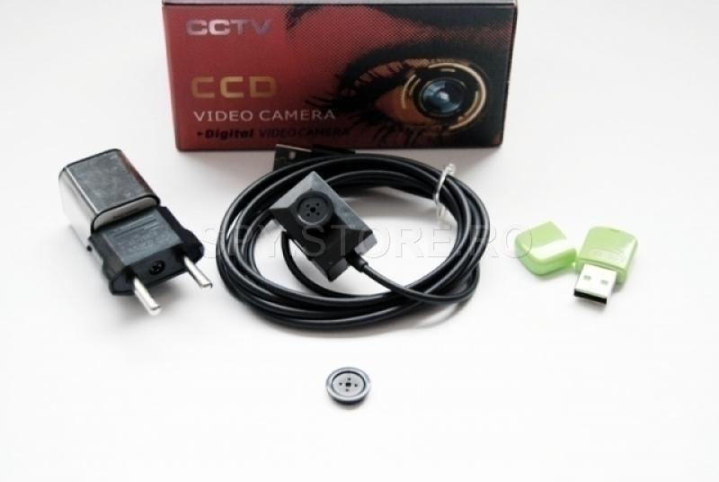 Camera USB tip nasture