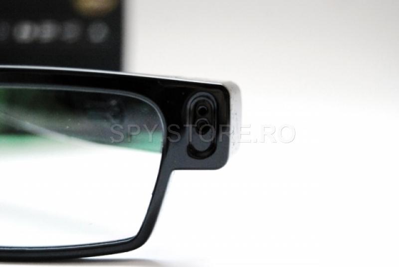 Ochelari spion cu camera HD