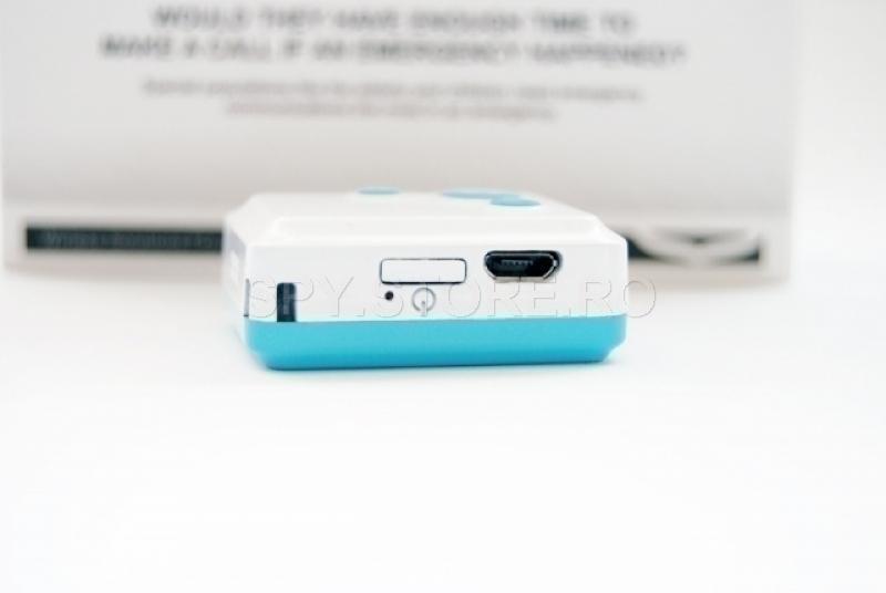 Mini GSP tracker