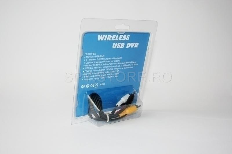 Videorecorder digital - USB wireless