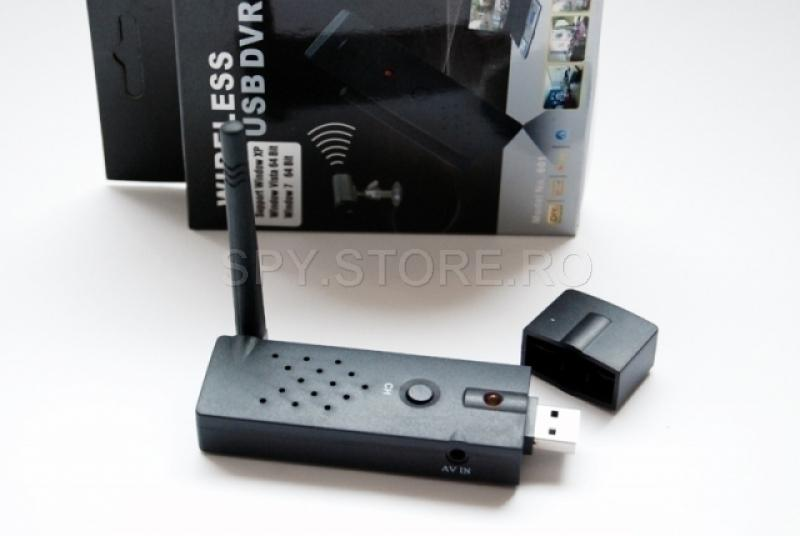Receptor wireless tip USB