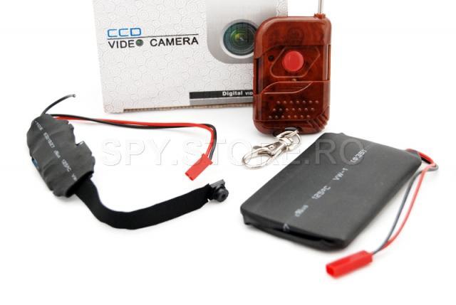 Camera mini incorporabila