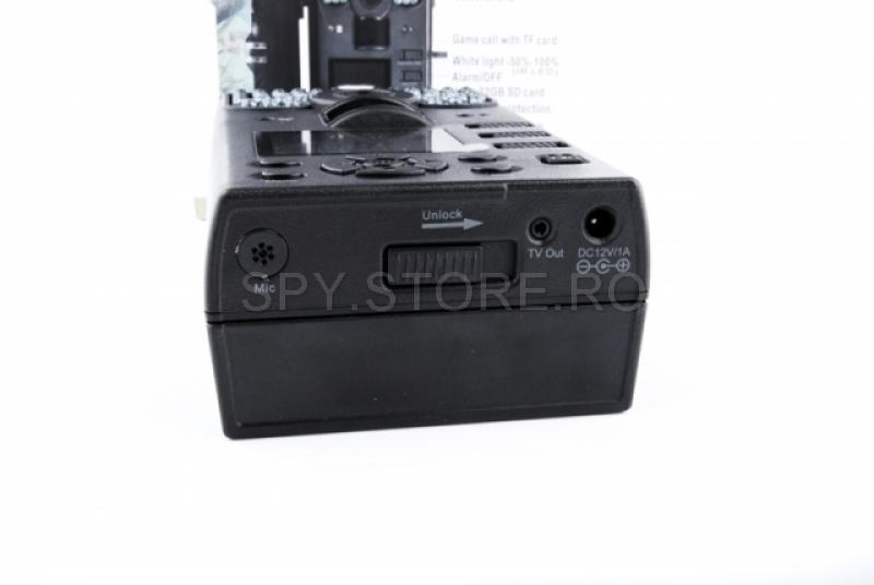 Camera de vanatoare HD