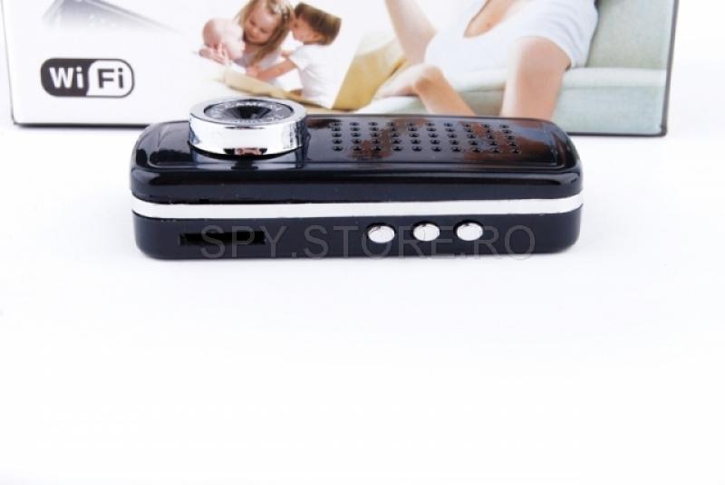 Camera mini IP HD