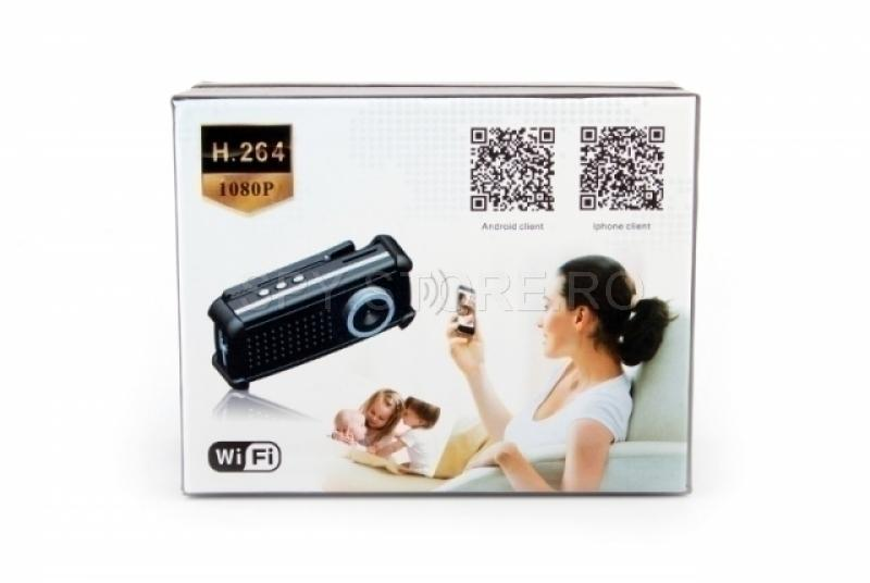 Camera mini IP HD