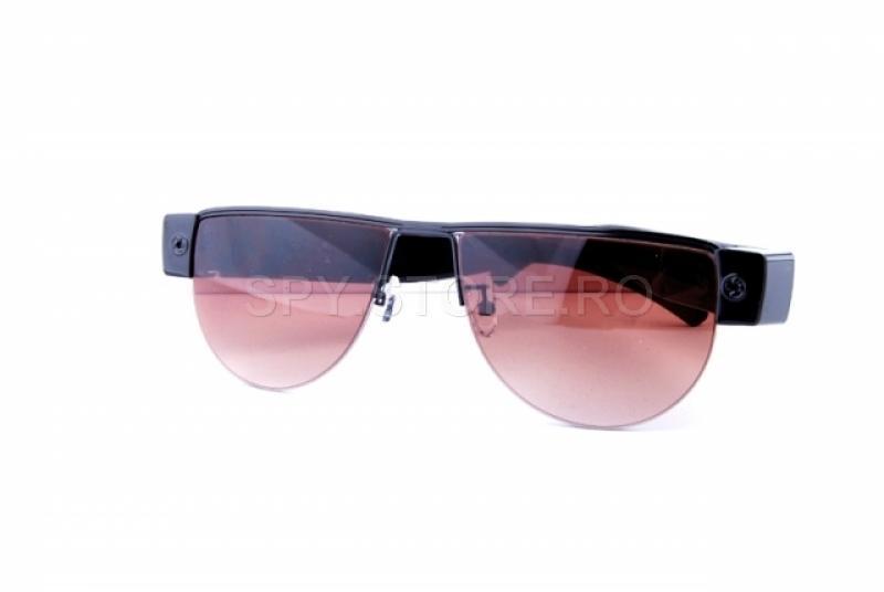 Camera camuflata in ochelari de soare