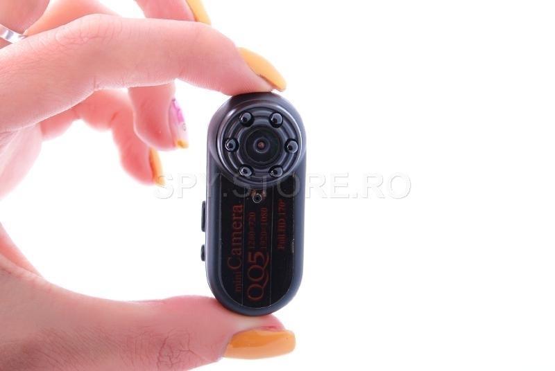 Camera mini obiectiv cu unghi larg