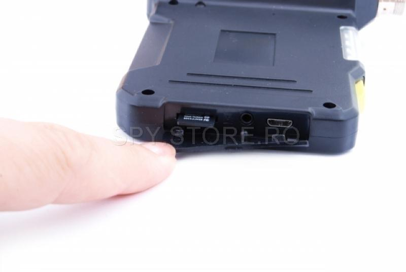 Video-endoscop cu monitor de 2.7 inch