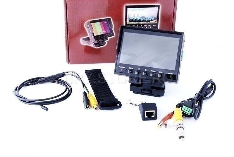 Endoscop- CCTV tester