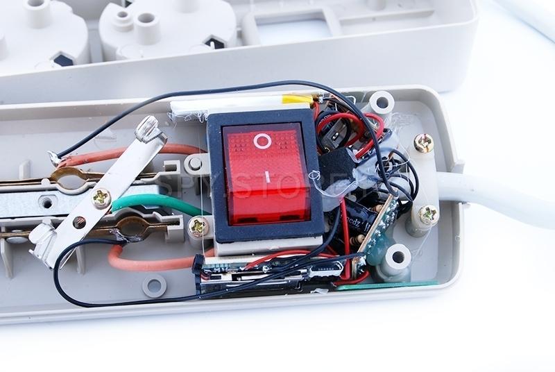 Prelungitor spion cu microfon GSM