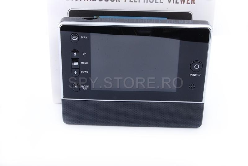 Vizor usa cu monitor LCD