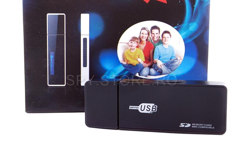Stick usb cu camera spy