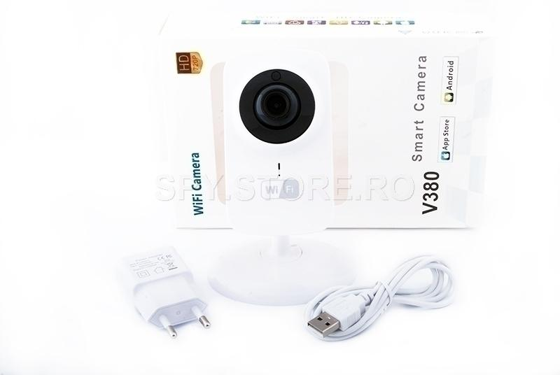 Camera IP mini HD