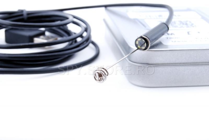 Video endoscop pentru telefoane mobile