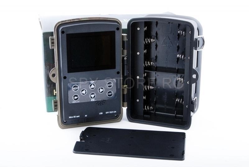 Camera mini HD de vanatoare