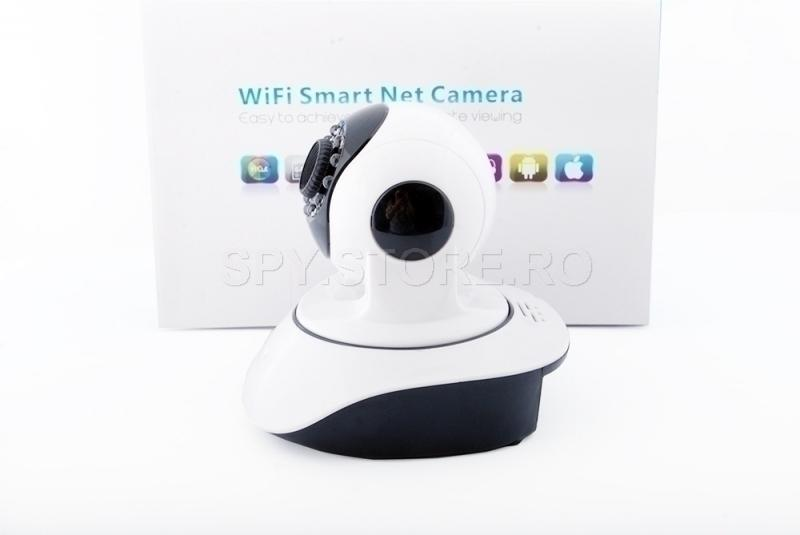 Camera IP Wi-Fi mobila