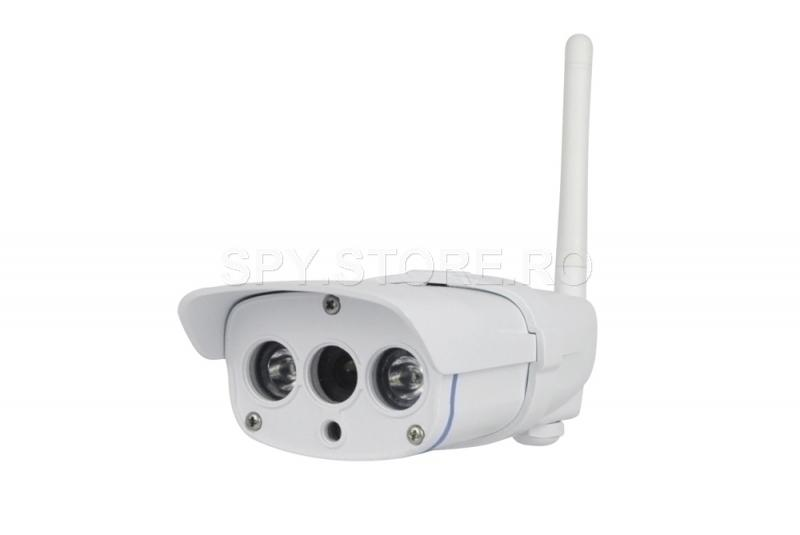 Camera IP mini pentru exteerior
