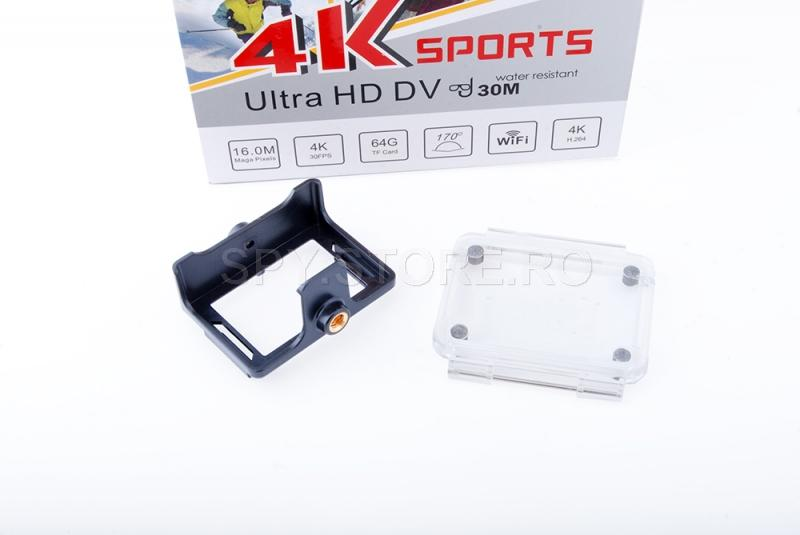 Camera video sport Wi-Fi 4K