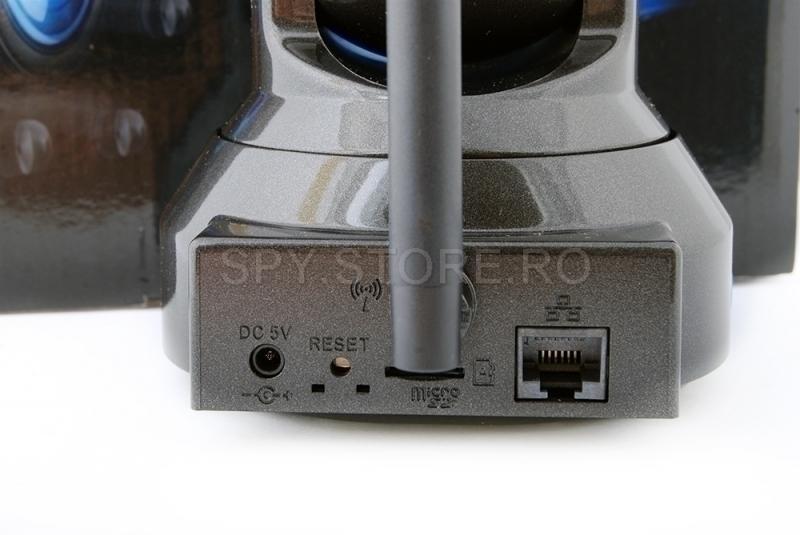 Camera IP PAN/TILT