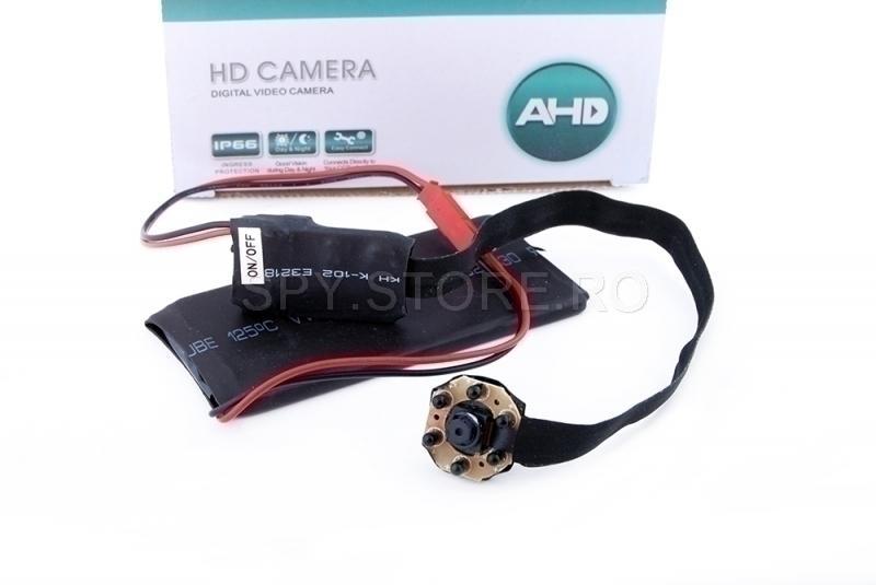 Camera incorporabila cu senzor de miscare