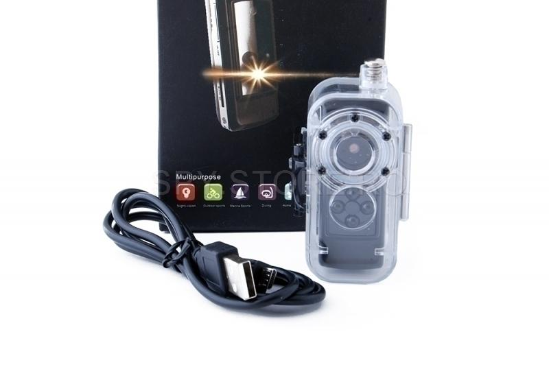 Camera mini  cu functia de night vision
